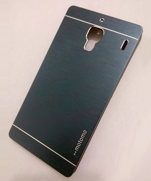 Xiaomi Redmi 1S Motomo Brushed Metal Back Cover@ Rs.217.00