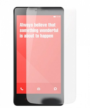 Xiaomi Redmi Note 4G Screen Guard/Screen Protector Buy Rs.92.00