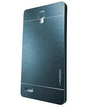 Xiaomi Redmi Note Premium Back Cover-Blue@ Rs.258.00