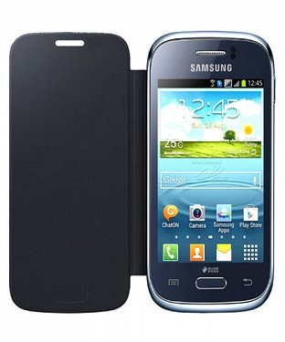 Flip Cover Samsung S 6812 @ Rs102.00