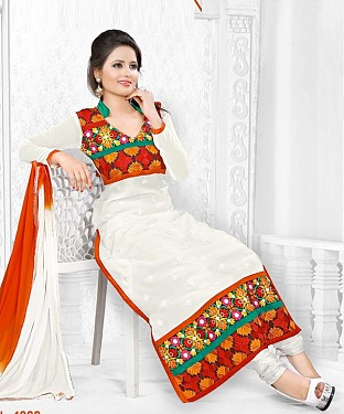 ANKLE LENGTH STRAIGHT-FIT Salwar Suit@ Rs.1020.00