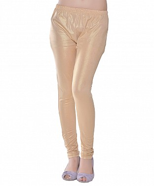 Shimmer Gold Leggings@ Rs.361.00