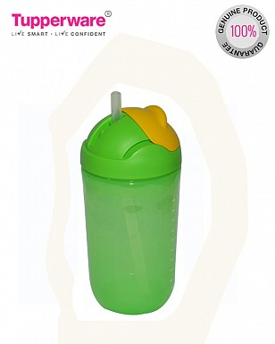 Tupperware Twinkle Straw Tumbler, 350ml@ Rs.680.00