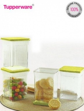 Tupperware Family Mate Square Medium 2Pc @ Rs629.00