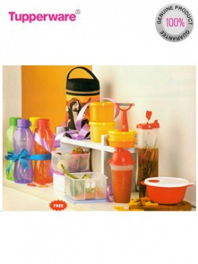 Tupperware Essentials@ Rs.4357.00