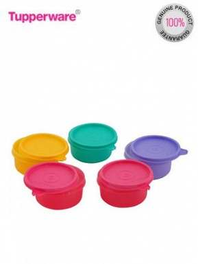 Tupperware Tropical Twin Set of 4@ Rs.459.00