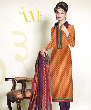 Pashmina Salwar Suit With Duppatta Nazneen Buy Rs.1132.00
