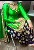 Green Semi-Stitched Cotton Party Wear Salwar Suit- salwar suits for women, Buy salwar suits for women Online, dress materials for women, anarkali suits, Buy anarkali suits,  online Sabse Sasta in India -  for  - 10263/20160616