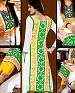 Embroidered Cotton Suit with Dupatta @ 82% OFF Rs 399.00 Only FREE Shipping + Extra Discount -  online Sabse Sasta in India -  for  - 2285/20150917