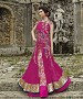 New Attractive Pink Anarkali Suit @ 31% OFF Rs 3460.00 Only FREE Shipping + Extra Discount - Net suit, Buy Net suit Online, Anarkali Salwar Suit, Semi Stiched Suit, Buy Semi Stiched Suit,  online Sabse Sasta in India -  for  - 8021/20160325