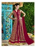 Thankar Red Heavy Designer Net Anarkali Suits @ 31% OFF Rs 3645.00 Only FREE Shipping + Extra Discount - Net suit, Buy Net suit Online, Semi-stitched Suit, Anarkali suit, Buy Anarkali suit,  online Sabse Sasta in India -  for  - 6073/20160114