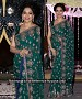 GREEN MULTY WORK NET BOLLYWOOD DESIGNER SAREE @ 31% OFF Rs 2780.00 Only FREE Shipping + Extra Discount - saree, Buy saree Online, georgette saree, deasiner  saree, Buy deasiner  saree,  online Sabse Sasta in India - Sarees for Women - 9940/20160520