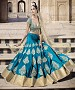 Latest Arrival Designer AQUA Lehenga Choli @ 31% OFF Rs 4511.00 Only FREE Shipping + Extra Discount - Lehengas, Buy Lehengas Online, Designer  lehanga, Designer net lehanga, Buy Designer net lehanga,  online Sabse Sasta in India - Lehengas for Women - 9627/20160520
