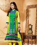 Semi Stitched Suits With Dupatta @ 69% OFF Rs 1493.00 Only FREE Shipping + Extra Discount -  online Sabse Sasta in India - Salwar Suit for Women - 376/20141126
