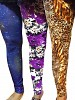 Modern Stretchable Legging with Ankle Zipper - Set of 3 @ 63% OFF Rs 926.00 Only FREE Shipping + Extra Discount - Online Shopping, Buy Online Shopping Online, Fancy Cotton Legging,  online Sabse Sasta in India - Combo Offer for Women - 1753/20150706