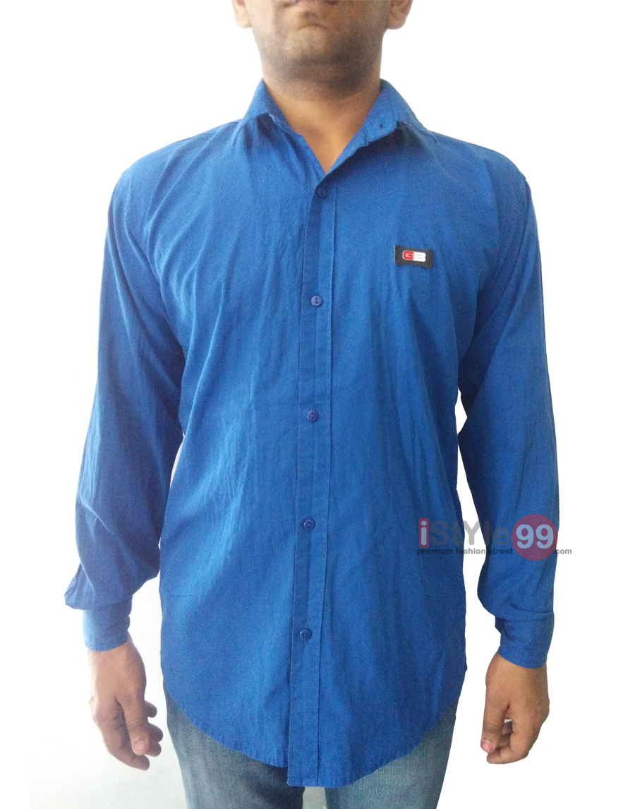 9b312c09b2b Men Slim Fit Casual Shirt   64% OFF Rs 463.00 Only FREE Shipping + ...
