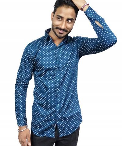 58865847 men's Casual Slim fit Shirts- mens casual shirts, Buy mens casual ...