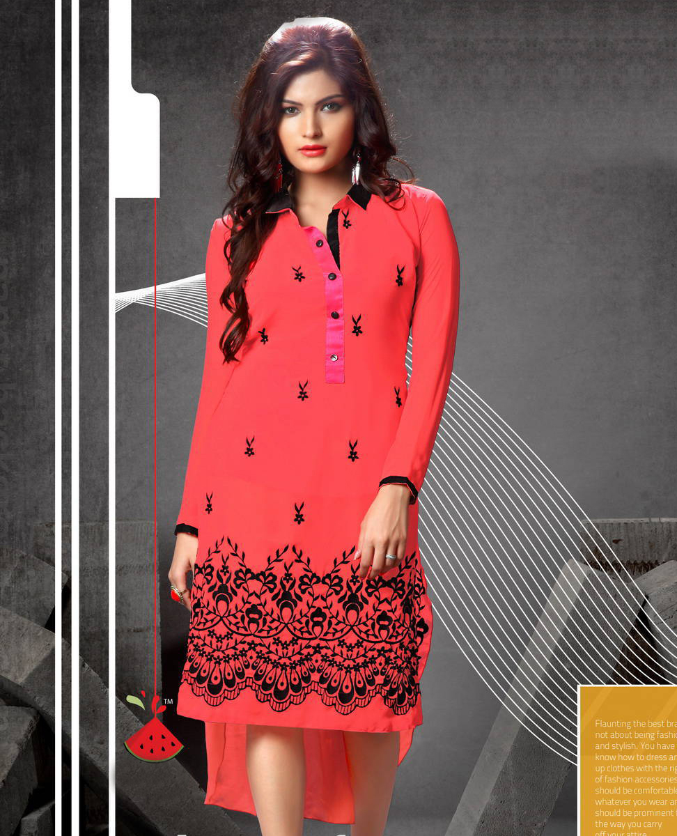 fa760d6caef Indo Western Georgette Dress   Rs599.00. Indo Western Georgette Dress   79%  OFF Rs 599.00 Only ...