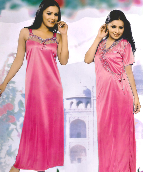 Womens Sleep Wear 2PC Nighty   44% OFF Rs 1338.00 Only FREE Shipping ... f665848c8